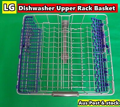 LG Dishwasher Spare Parts Upper Rack Basket With Arm Sprayer Pipe (S160) Used