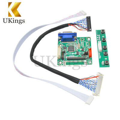 "DIY MT6820-B Universal LCD LVDS Driver Controller Board With Cable 17"" To 42"" K"