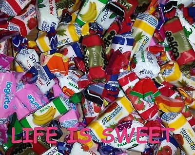 Mixed Lollies (wrapped) 2.5kg bulk pack.