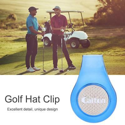 Caiton Multifunctional Golf Cap Clip Hats Clamp Magnetic Ball Marker Outdoor HOT