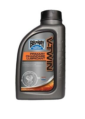 Belray Mx Oils 1L V-Twin Motocross Dirt Bike 1 Litre Primary Chaincase Lubricant