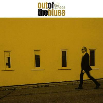 BOZ SCAGGS - Out Of The Blues CD *NEW* 2018 Digipak