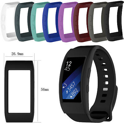Silicone Protective Shell for Samsung Gear Fit2 SM-R360/Pro SM-R365 Smart Watch