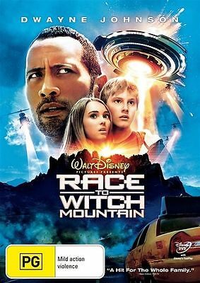 Race To Witch Mountain ( DVD )