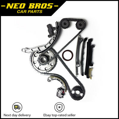 Engine Timing Chain Kit for Nissan Navara D22 D40 & Pathfinder 2.5 dCi Diesel