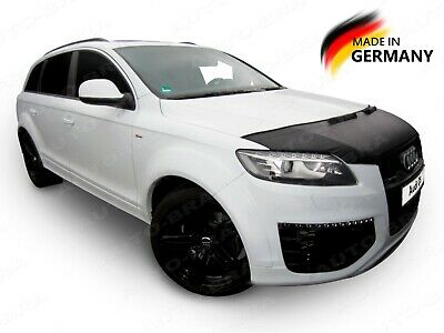 Hood Bra Front End Nose Mask for Audi Q5 2013-2016 Bonnet Bra STONEGUARD Protector Tuning