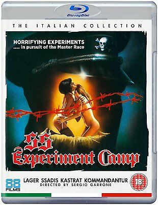 SS Experiment Camp - Blu Ray Disc -