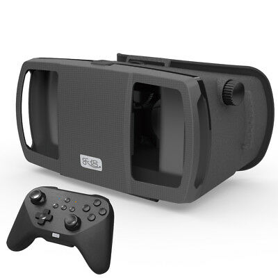 Lefant LMJ3 3D VR Virtual Reality Headset FOV96 IPD Focus Adjustable with Contr