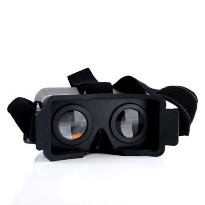 Head Mount Plastic 3D VR Virtual Reality Video Glasses For iPhone 6