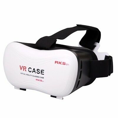 VR Case 3D Glasses VR Virtual Reality For Smartphone With Gamepad