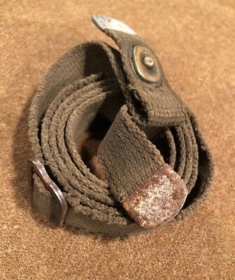 Salty Original USGI M1 M-1 Carbine Webbed Rifle Sling WW2 US Military Army