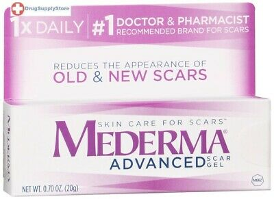 Mederma Scar Gel Advanced 0.7oz (20g)