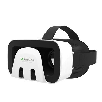 VR Shinecon Octopus Style Virtual Reality Head Mount Helmet 3D Glasses  for 4.7