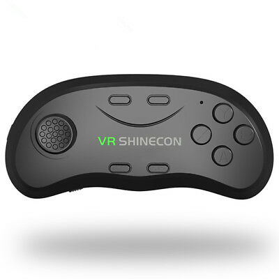 VR Shinecon Wireless Gamepads 3D Games Bluetooth Remote Controller for iOS Andr