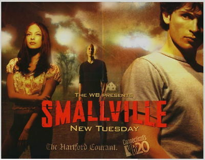 1995 Smallville Poster The Hartford Courant
