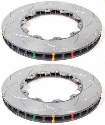 AP RACING 380MM Front JHook Replacement Rotors FOR NISSAN