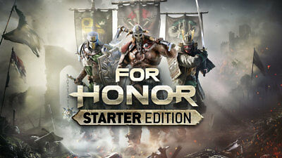 For Honor PC Starter Edition(Worldwide)[24HRS Shipping]