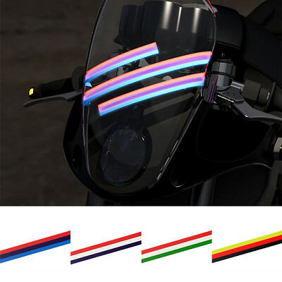 2x Car Racing Stickers Decals Motorcycle reflective Decal Sticker For Yamaha R1