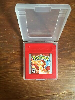 Pokemon: Red Version (Nintendo Game Boy, 1998) - Cartridge Only