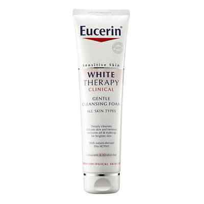 Eucerin White Therapy Clinical Gentle Cleansing Foam All Skin Type 150g