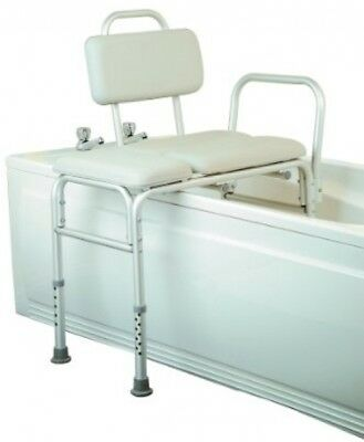 Padded Bath Transfer Bench-11630