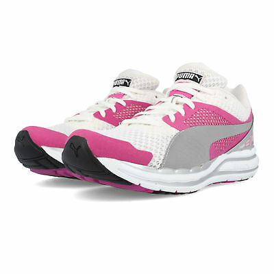 d2c1ef43374 Puma Womens Faas 800 Running Shoes Trainers Sneakers White Sports Breathable