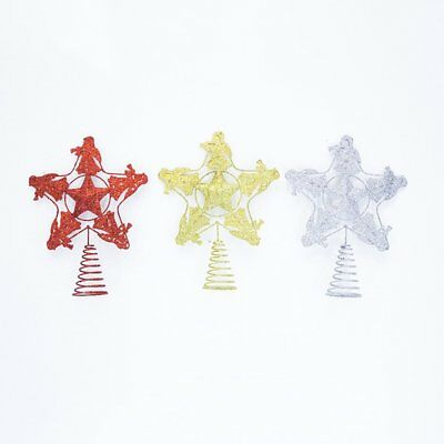 2019 New Christmas Tree Top Star Decoration Christmas Tree Pendant Decoration N2