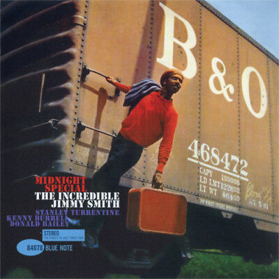 BLUENOTE | Jimmy Smith - Midnight Special SACD