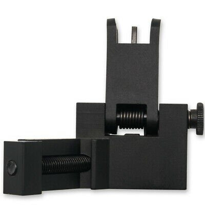 223 Front and Rear Flip Up 45 Degree Offset Rapid Transition Backup Iron Sight