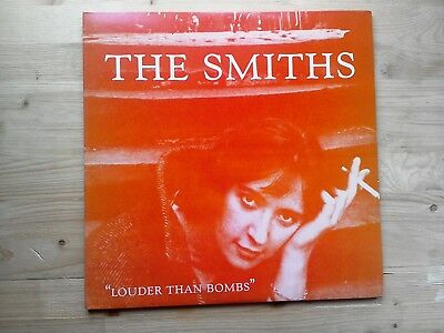The Smiths Louder Than Bombs Excellent 2 x Vinyl LP Record 25569
