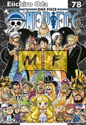 ONE PIECE NEW EDITION n. 78 - Star - NUOVO