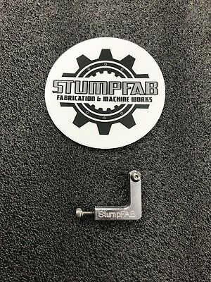 StumpFAB Carbon Fiber Cavitation Plate For OS XM Outboard