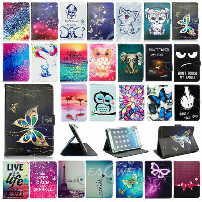 UK For Lenovo Tab 3 10.1 Inch 16GB Tablet TB-X103F Universal Leather Case Cover