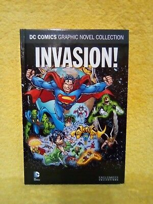 Invasion! - DC Comics Graphic Novel Collection - Hardcover