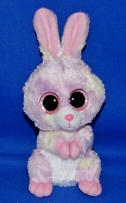 43296a028ae Ty AVRIL (Rare Exclusive) Purple Easter Bunny 6