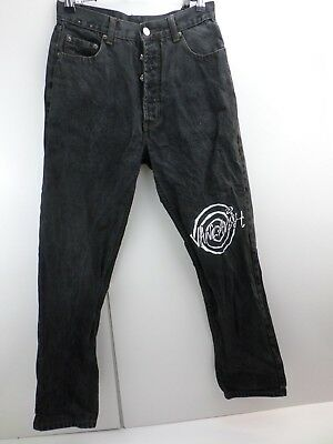 Womens French Star  Jeans  Size  11  Button Fly Classic Fit