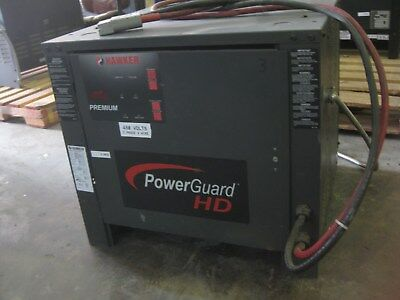 36 Volt Industrial Forklift Battery Charger - 1050 Amp Hour
