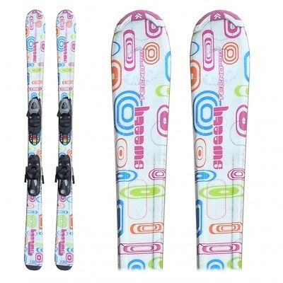 Ski occasion junior Tecno pro Sweety + fixations