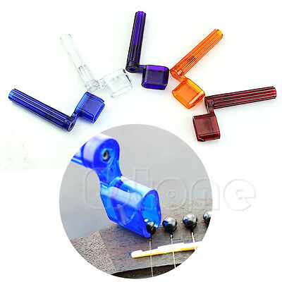 New Plastic Speed Peg Puller Bridge Guitar String Winder Pin Remover Handy Tool