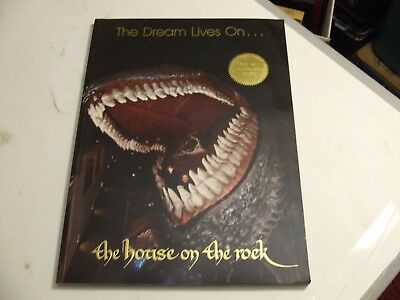The Dream Lives On - The House On The Rock - 50th Anniversary Ed. Souvenir Book