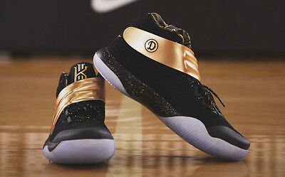 low priced 5ac71 6660b Nike Kyrie 2 Uncle Drew ID NBA FINALS Championship PE Size 13.5 LeBron  Soldier 1