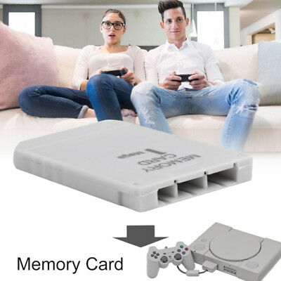 B3C4 DB0A for Playstation 1 Storage Card Memory Card SC Card Video Games