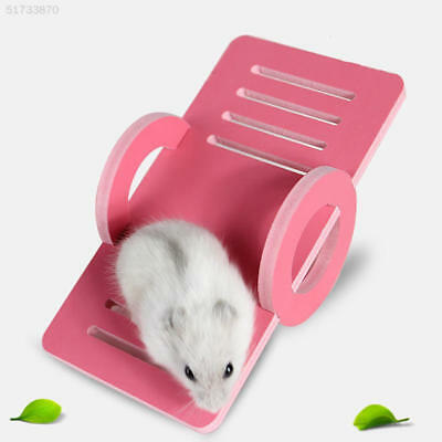 9039 3447 Small Hamster Wooden Seesaw Swing Rat House Parrot Harness Grind Teeth