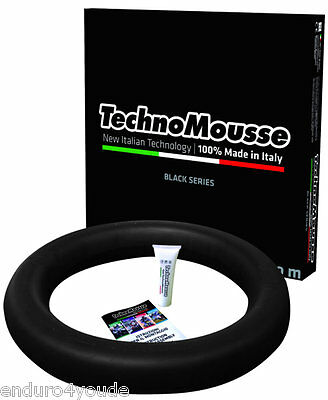Techno Mousse Enduro Mousse 140/80-18 Endurowettbewerb Black Series KTM