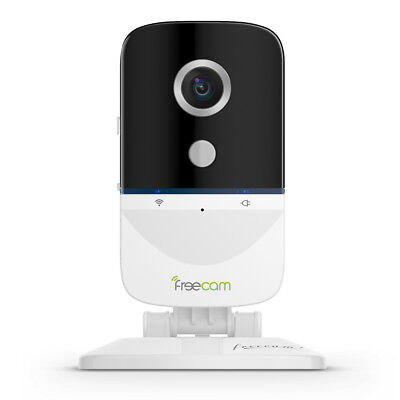 FREECAM Battery Powered Camera   Wireless Security IP Camera  with Two-Way Talk
