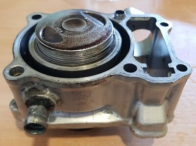 Honda CBR125F (JC342E) (10k on clock) Cylinder Barrel and Piston