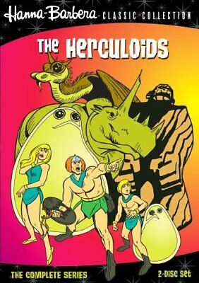 The Herculoids:  Complete Series 2 Disc