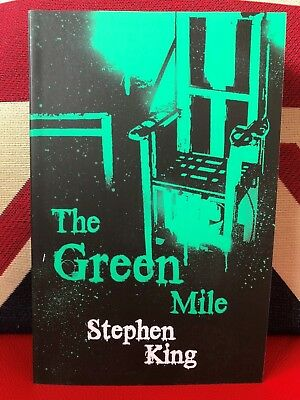 The Green Mile by Stephen King (Paperback, 2008) New Book