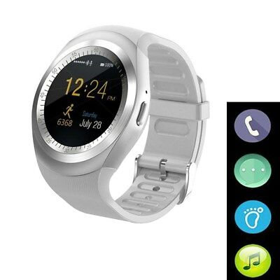 Smartwatch Reloj Inteligente SIM Bluetooth Impermeable Mate Para Android/IOS