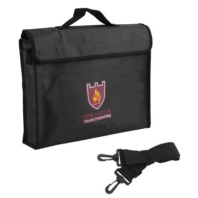 Security Fireproof Bag Double Protective Fire Retardant Safety Guard Pouch HS